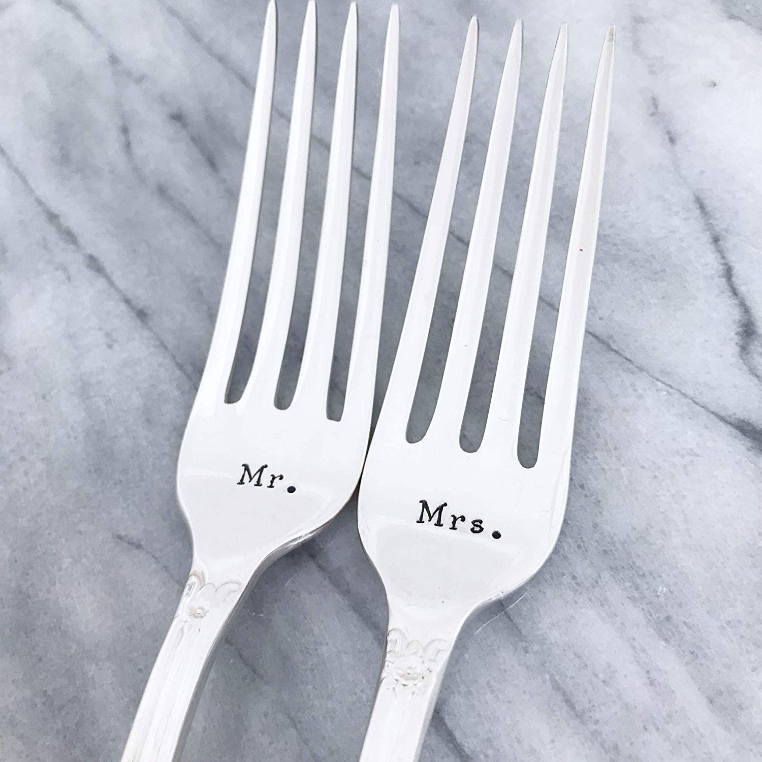 i belong with you gifts for couples engagement gift bridal shower gift gift for bride wedding forks