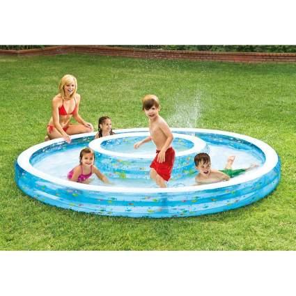 Intex Wishing Well Swim Center Pool