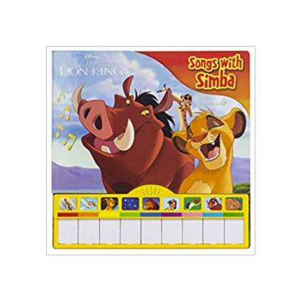 Disney The Lion King - Songs with Simba Piano Songbook