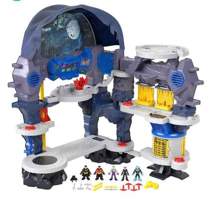 Imaginext Super Surround Batcave