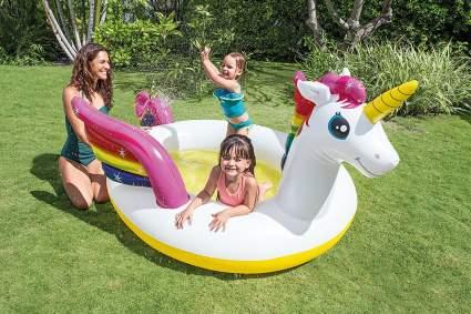 Intex Unicorn Kiddie Pool