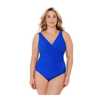 Miraclesuit Plus Size Swimsuit