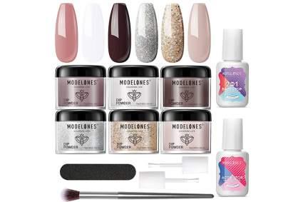 Modelones nail dip powder kit