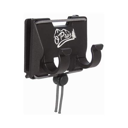 O'Pros Fly Fishing 3rd Hand Belt Clip Rod Holder