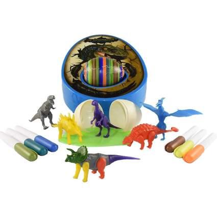 The DinoMazing Dino Egg Making Kit