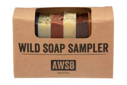 olive oil soap sampler