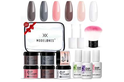 Modelones nail powder kit