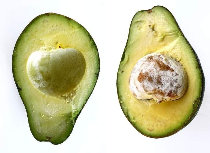 An avocado.