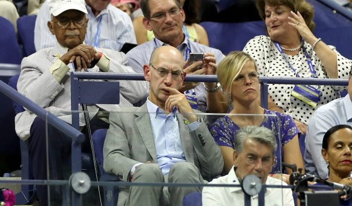 Adam Silver losing sleep over state of NBA