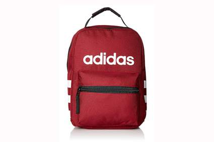 red adidas lunch bag