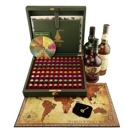 whiskey aroma game