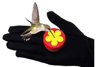 ARTPET Mini Handheld Hummingbird Feeder