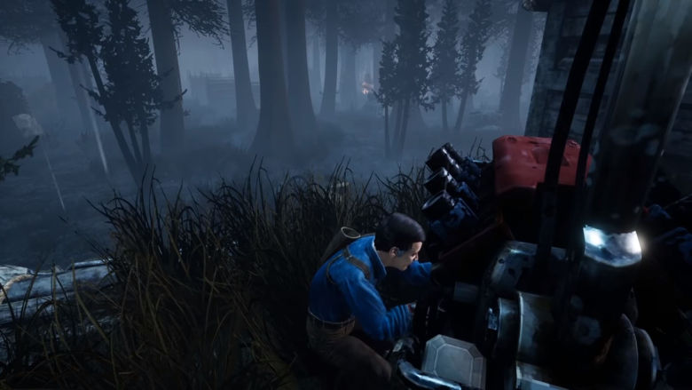 Ash Williams Dead by Daylight