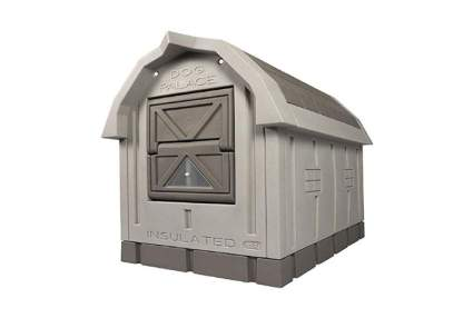 ASL Solutions insulated best dog house