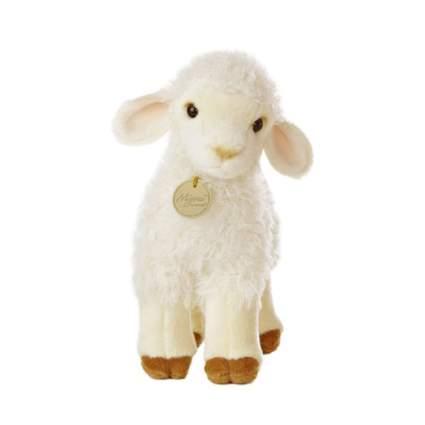 realistic lamb plush