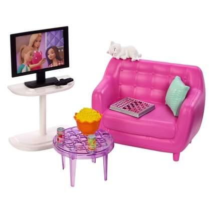 Barbie Indoor Furniture Playset