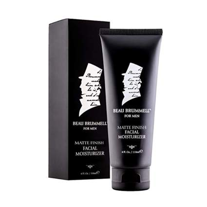 matte finish moisturizer for men