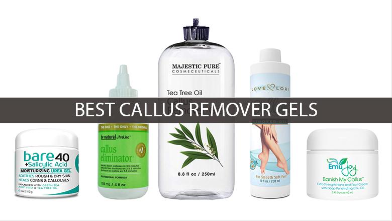 callus remover gel