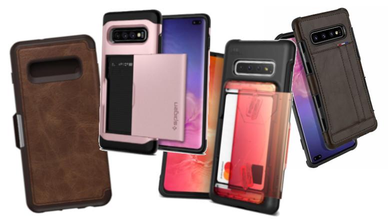 galaxy s10+ wallet case