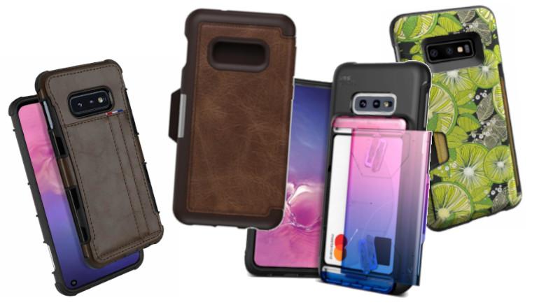 galaxy s10e wallet case