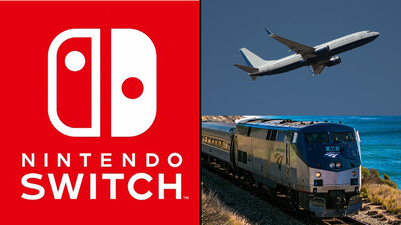 Best Nintendo Switch games to play on the go