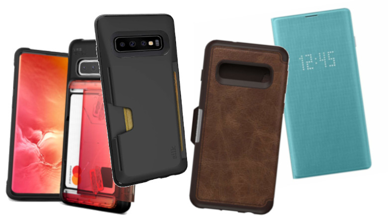 galaxy s10 wallet case