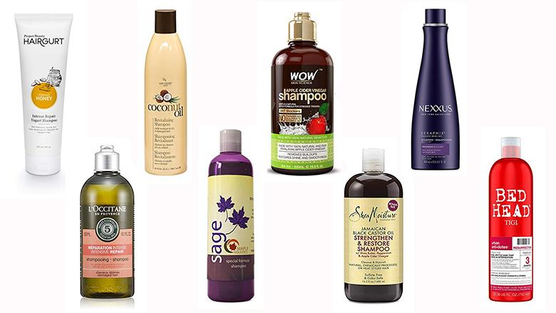 11 Best Shampoos For Damaged Hair 2019 Heavy Com