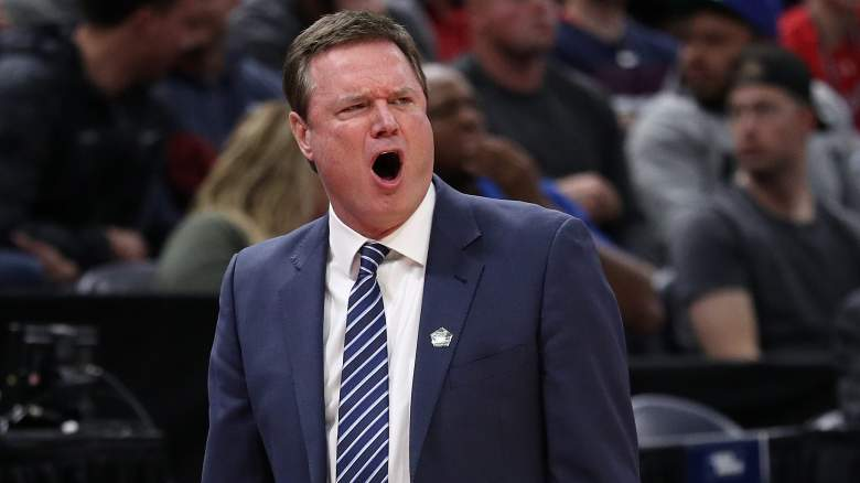How much does Bill Self make