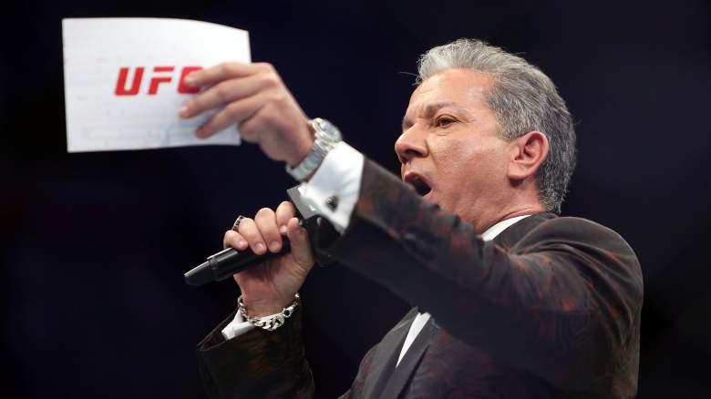 UFC 235 Jones vs Smith