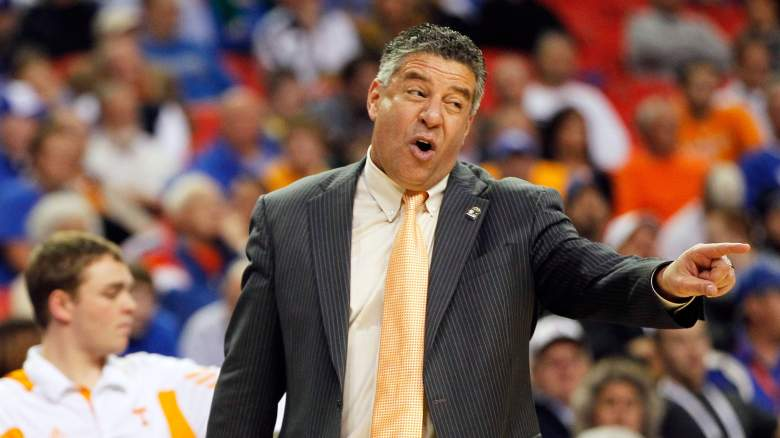 Bruce Pearl Tennessee fired scandal