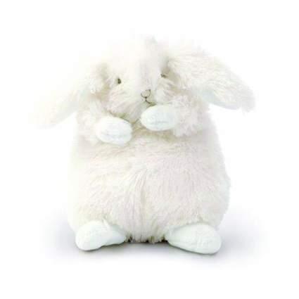 chubby white rabbit plushie