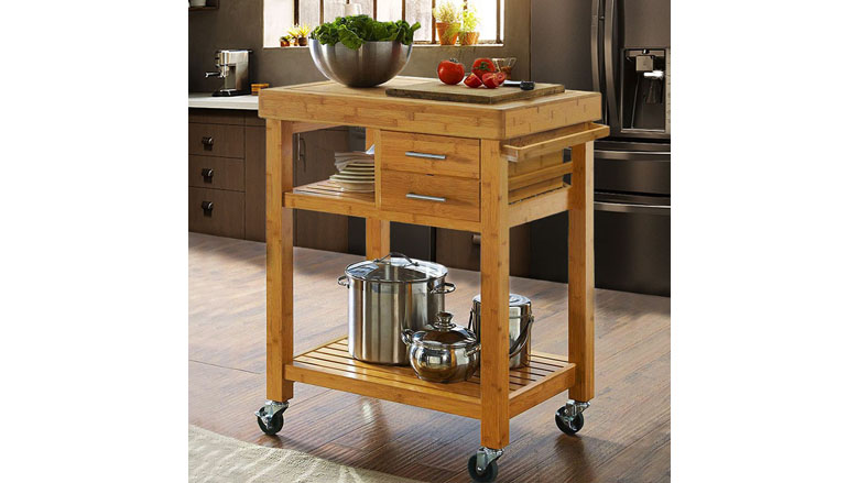 9 Best Butcher Block Kitchen Islands 2020 Heavy Com