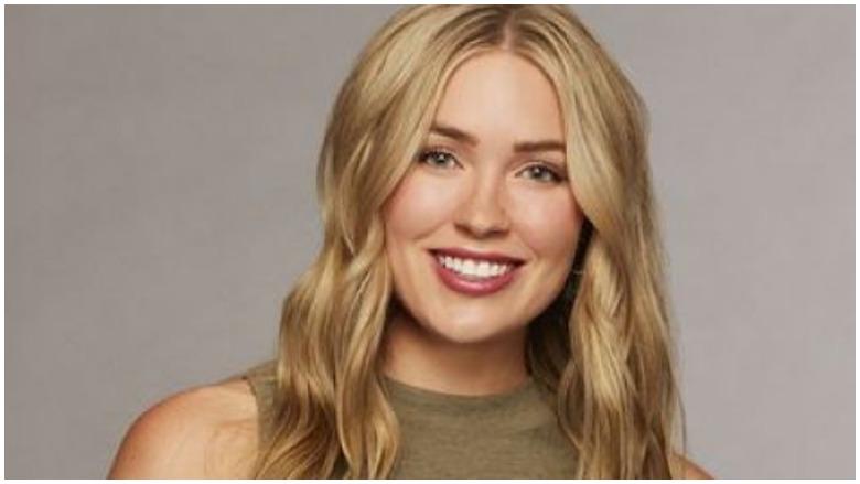 Cassie Randolph leaves Bachelor