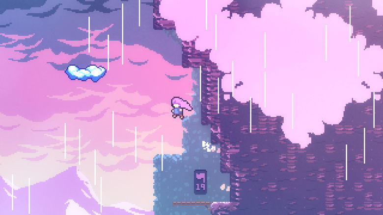 Celeste Best Nintendo Switch Games to play on the go