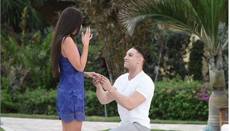 Christian Biscardi Samantha Giancola Proposal Engagement