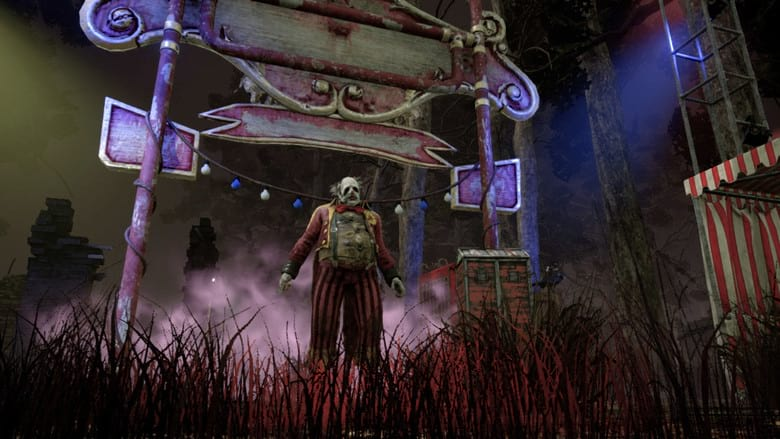 Clown Dead by Daylight Killer Lista de niveles