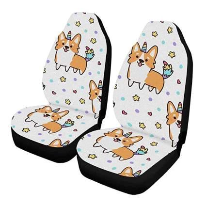corgi car seat covers