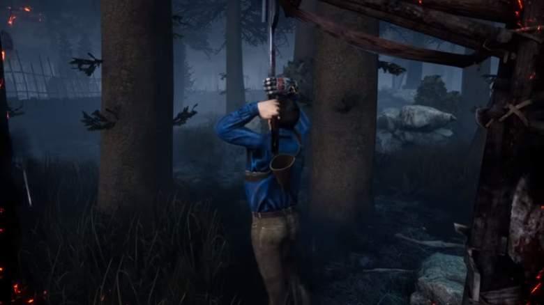 Dead by Daylight Evil Dead DLC Killer