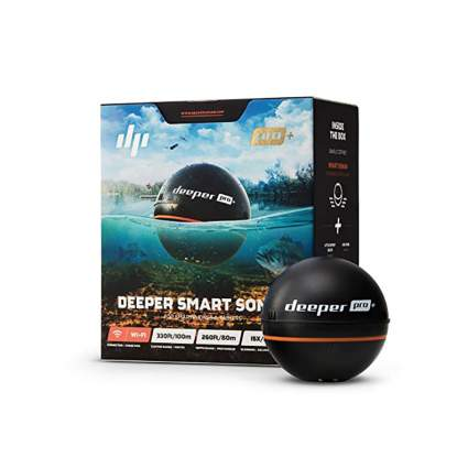 Deeper PRO+ Portable Wireless Fish Finder