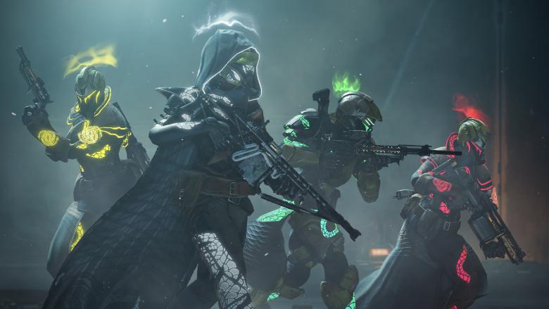 Destiny 2 Service Revolver