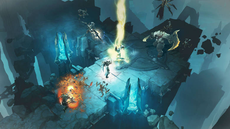 Diablo 3 Best Nintendo Switch Games to play on the go