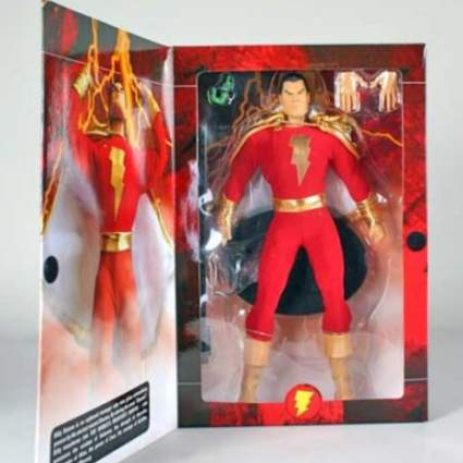 Diamond Comic Shazam 13 Deluxe inch Figure