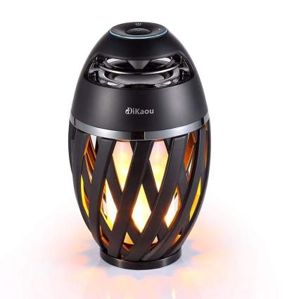 bluetooth speaker torch