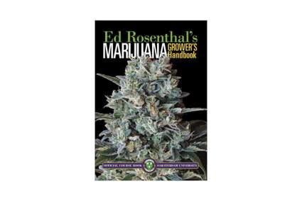 'Marijuana Grower's Handbook' by Ed Rosenthal