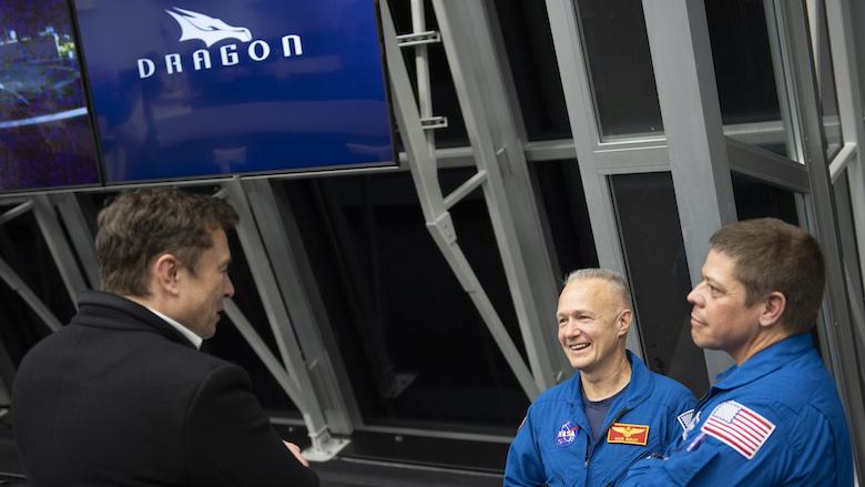 SpaceX Elon Musk