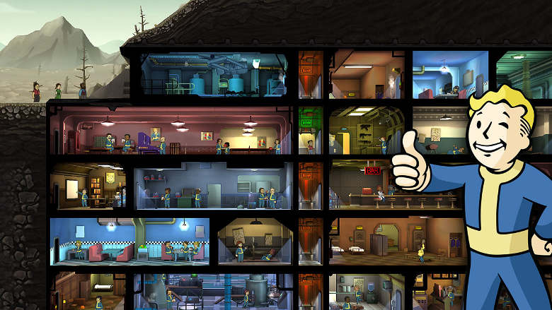 Fallout Shelter, Best Free PS4 Games