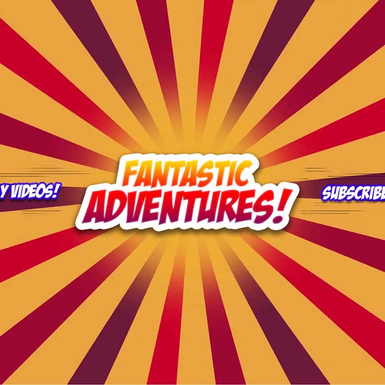 Fantastic adventures facebook page