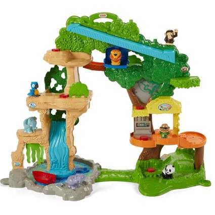 Fisher Price Little People Share and Care Safari