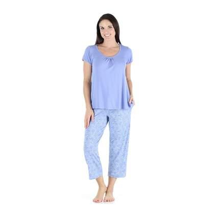 bamboo capri pajamas