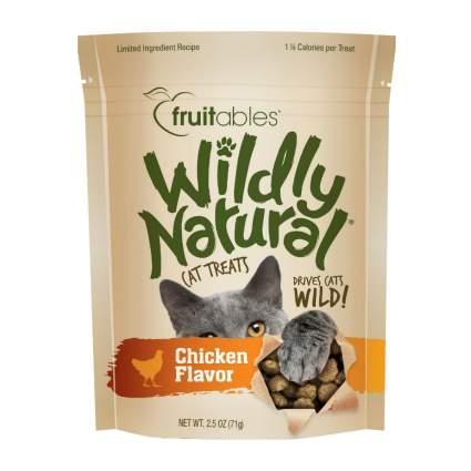 Fruitables wildly natural best cat treats